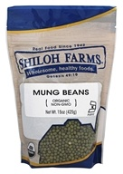 Shiloh Farms - Mung Beans - 15 oz.