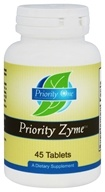Priority One - Priority Zyme - 45 Tablets