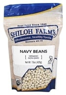 Shiloh Farms - Organic Navy Beans - 15 oz.