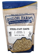 Shiloh Farms - Organic Steel Cut Oats - 12 oz.