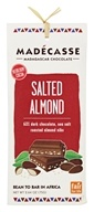 Madecasse - Chocolate Bar Salted Almond - 2.64 oz.
