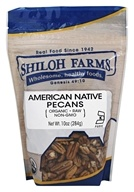 Shiloh Farms - Organic American Native Pecans - 10 oz.