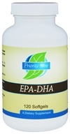Priority One - EPA-DHA - 120 Softgels