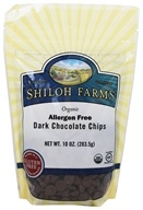 Shiloh Farms - Organic Dark Chocolate Chips - 10 oz.