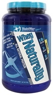 Rightway Nutrition - Whey Naturally All Natural Protein Vanilla - 679 Grams