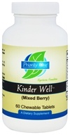 Priority One - Kinder Well Mixed Berry - 60 Chewable Tablets