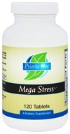 Priority One - Mega Stress - 120 Tablets