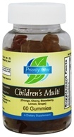 Priority One - Children's Multi Orange, Cherry, Strawberry, Lemon, Grape - 60 Gummies