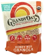 Grandy Oats - Organic Real Granolas Honey Nut - 48 oz.