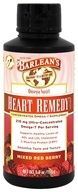 Heart Remedy Omega Swirl Concentrated Omega-7 Mixed Red Berry - 5.6 oz.
