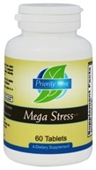 Priority One - Mega Stress - 60 Tablets