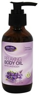 Life-Flo - Relaxing Body Oil with Lavender - 4 oz.