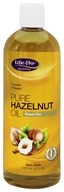 Life-Flo - Pure Hazelnut Oil Expeller Pressed & Hexane Free - 16 oz.