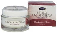 Life-Flo - Estriol Facial Cream with Estriol USP - 1.7 oz.