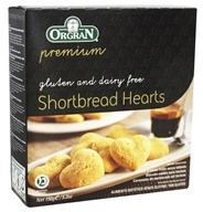 Orgran - Shortbread Hearts - 5.2 oz.