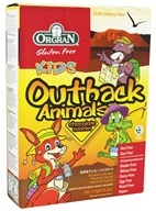 Orgran - Gluten Free Kids Outback Animals Cookies Chocolate - 6.2 oz.
