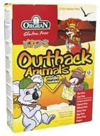 Orgran - Gluten Free Kids Outback Animals Cookies Vanilla - 6.2 oz.