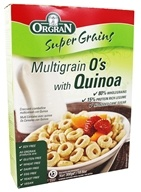 Orgran - Multigrain O's Cereal with Quinoa - 10.5 oz.