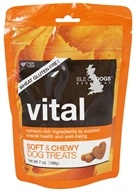 Isle of Dog - Gluten Free Vital Soft and Chewy Dog Treats - 7 oz.