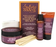 Shea Moisture - Honey & Black Seed No-Heat Sugar Wax Spa Kit for Women