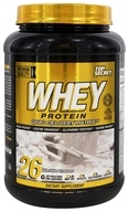 Top Secret Nutrition - Whey Protein Quad Delivery Matrix Vanilla Cream - 2 lbs.
