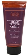 Shea Moisture - Coconut & Hibiscus Shave Butter Creme for Women Squeeze Tube - 6 oz.
