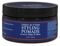 Shea Moisture - Three Butters Styling Pomade for Men - 4 oz.