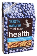 Isle of Dog - Gluten Free 100% Natural Mini-Sized Health Dog Treats - 12 oz.