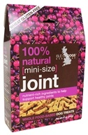 Isle of Dog - Gluten Free 100% Natural Mini-Sized Joint Dog Treats - 12 oz.