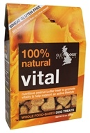 Isle of Dog - Gluten Free 100% Natural Vital Dog Treats - 12 oz.
