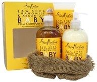 Shea Moisture - Raw Shea, Chamomile & Argan Oil Baby Calm & Comfort Kit with Frankincense & Myrrh