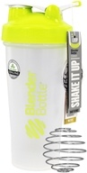 Blender Bottle - Classic Shaker Bottle with Loop Green - 28 oz. By Sundesa