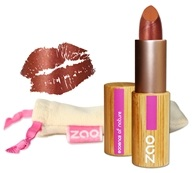 Zao Organic Makeup - Pearly Lipstick Copper 407 - 0.18 oz.