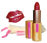 Zao Organic Makeup - Matte Lipstick Red 463 - 0.18 oz.