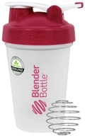 Blender Bottle - Classic Shaker Bottle with Loop Pink - 20 oz. By Sundesa