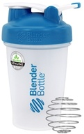 Blender Bottle - Classic Shaker Bottle with Loop Aqua - 20 oz. By Sundesa