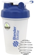 Blender Bottle - Classic Shaker Bottle with Loop Blue - 20 oz. By Sundesa