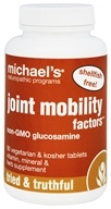 Michael's Naturopathic Programs - Joint Mobility Factors - 90 Vegetarian Tablets