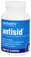Michael's Naturopathic Programs - Antisid - 90 Chewable Wafers
