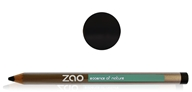 Zao Organic Makeup - Pencil Eyeliner Black