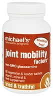 Michael's Naturopathic Programs - Joint Mobility Factors - 60 Vegetarian Tablets
