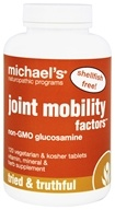 Michael's Naturopathic Programs - Joint Mobility Factors - 120 Vegetarian Tablets