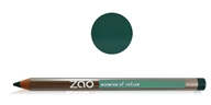 Zao Organic Makeup - Pencil Eyeliner Dark Green
