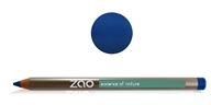 Zao Organic Makeup - Pencil Eyeliner Night Blue