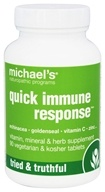 Michael's Naturopathic Programs - Quick Immune Response - 90 Vegetarian Tablets