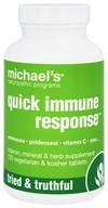 Michael's Naturopathic Programs - Quick Immune Response - 120 Vegetarian Tablets