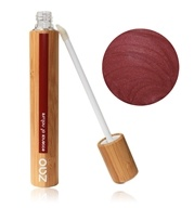 Zao Organic Makeup - Lipgloss Burgandy 005 - 0.3 oz. LUCKY PRICE