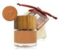 Zao Organic Makeup - Silk Liquid Foundation Apricot 702 - 1 oz.