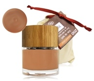 Zao Organic Makeup - Silk Liquid Foundation Rose Petal 703 - 1 oz.
