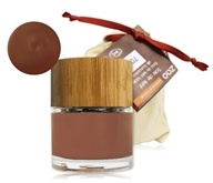 Zao Organic Makeup - Silk Liquid Foundation Chocolate 706 - 1 oz.